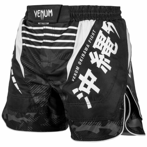 Venum Okinawa 2 0 Mma Fight Shorts Black Mix Martial Arts Training Cage Gym Nogi Buy Products Online With Ubuy Qatar In Affordable Prices 233203585978