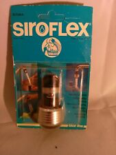 Siroflex 4469 Female Quick Connect Stop Valve w// USA Female Garden Hose Thread