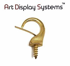 Art Display Systems Arti Molding Picture Frame Hook Gold Large 1 5//8/""