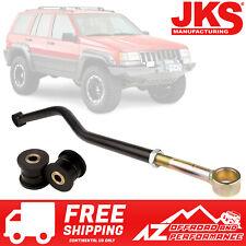 JL JKS OGS123 Front Adjustable Track Bar for 18-20 Jeep Wrangler 2-Door//4-Door
