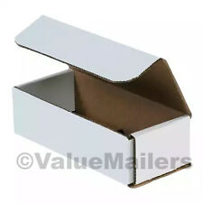 "175 7x4x2 /""EcoSwift/"" Brand Cardboard Box Packing Mailing Shipping Corrugated"