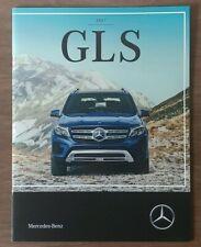 GLS450 GLS550 13-16 Benz GL-Glass X166 Running Board 2017 2018 GLS-CLASS STEP