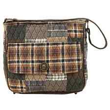 VHC Rustic Crossbody National Quilt Museum Finley Claire Handbags Red