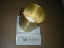 """LYON or SHOP AID Brass Shim Stock .003/"""" Thick x 6/"""" Wide x 100/"""" Long"""