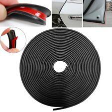 Gray Rubber Seal Edge Trim Car Door Protector Weatherstrip Lok Waterproof 20ft