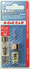 MagLite White Star Krypton Bulb 5-Cell LWSA501K 2pk PAIR