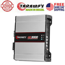 SHIPS from USA and USA Warranty AUTHENTIC TARAMPS MD3000 2 ohm FROM BRAZIL