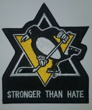 Standing 3-Pack, Iron on Penguin Applique Patch
