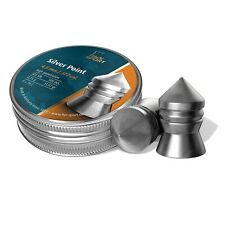 H/&N Baracuda Match .22 Cal 21.14 Grains Round Nose 200ct 5.53mm
