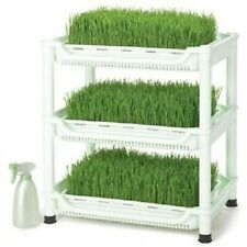 CLEAR Color Biosta Sprouter The Miracle Garden 3 Tier Sprouting Kit