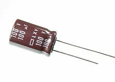 10pc Nippon Chemi-Con KZE 2200uF 10v 105C Radial Electrolytic Capacitor Low ESR