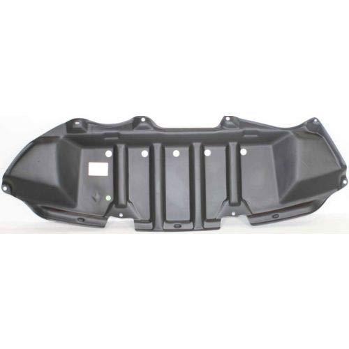 KA LEGEND Front Left Driver Side Fender Liner Inner Panel Splash Guard Shield for 2002-2009 GMC Envoy 15165886 GM1248127