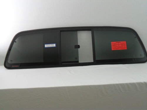 NAGD Fits 2007-2018 Toyota Tundra Pickup 4 Door Extended Cab Driver Side Left Rear Door Window Glass