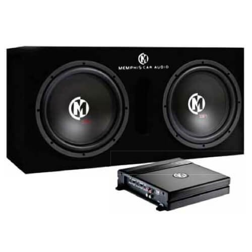 memphis audio 15srx2x12 dual 12 in ported subwoofer enclosure with 250w amp buy products online with ubuy qatar in affordable prices b07hxy9245 ubuy qatar