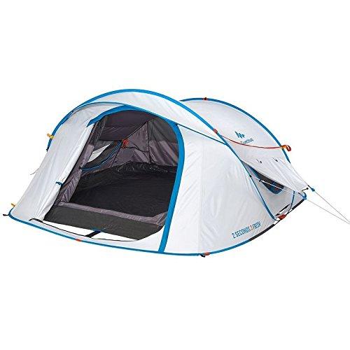 Buy Quechua Waterproof Pop Up Camping Tent 2 Seconds EASY ...