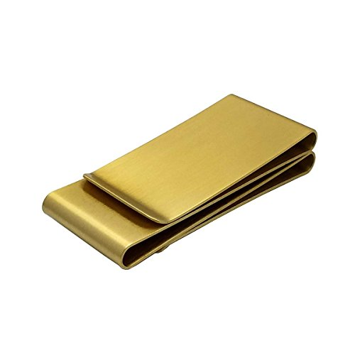 Gifts Infinity Metal Personalized Metal Money Clip Free Engraving /… Gold