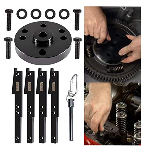 14pcs Cam Timing Wedge Kit /& Injector Cam Gear Puller Remover Tool for Cummins ISX QSX Engines 2007-2017 Alternative to 3163021 3163069 3163020