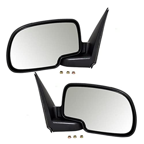 Aintier Left Driver Side Replacement Mirror Compatible with 2007-2011 Nissan Altima Exterior Mirrors with Power Controlling NI1320163,128-52921R,96301JA04A