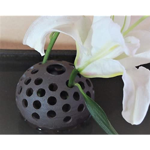 Round Mini Kenzan Flower Arranging Frog #146915