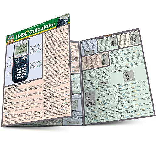 Ti 84 Plus Calculator Quick Study
