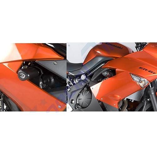 Lefossi Front Rear Carbon Fiber Brake Pads Brakes for BMW R 1200 GS Adventure 05-12 R 1200 RT K 1300 S FA335F FA363R