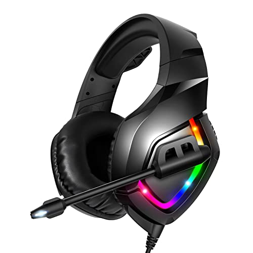 Buy RUNMUS Gaming Headset PS4 Headset with 7 1 Surround