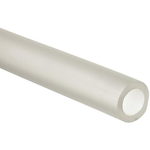1//4 OD 50 Length 1//16 Wall Translucent Tygon Tygoprene Tubing 1//8 ID
