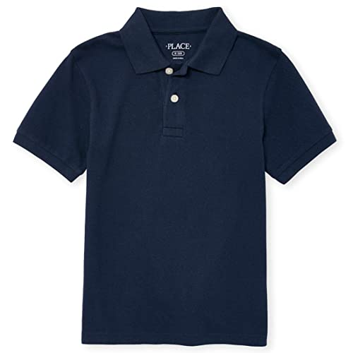NEW CHILDREN PLACE FISH POLO SHIRT BOYS SIZE 3-6 MONTHS