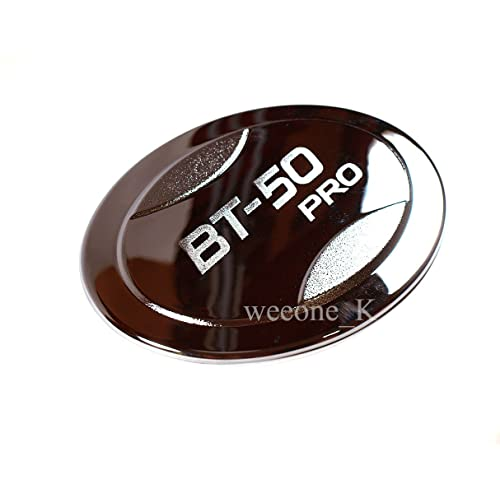 BT-50 BT 50 Pickup 2012 2013 2014 2015 K1AutoParts Chrome and Black Side Lamp Side Vents Cover Trim For Mazda BT50