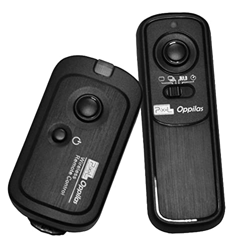 Replaces Sony RM-SPR1 Pixel 2.4GHz Digital Wireless Remote Control S2 Remote Shutter Release for Sony Cameras