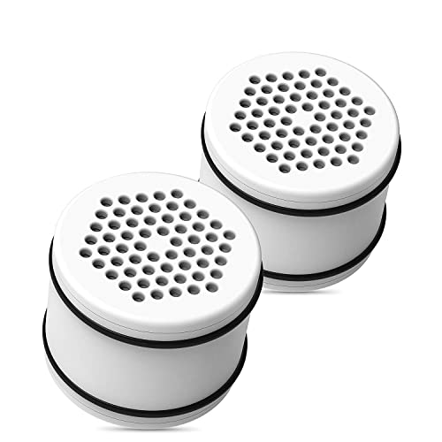 WHR-140 Compatible with Culligan ISH-100 Waterdrop Shower Water Filter WSH-C125 HSH-C135 with Advanced KDF Filtration Material Pack of 3