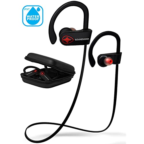 Wireless Bluetooth Running Headphones Soundwhiz Noise Cancelling Waterproof Workout Earbuds W Mic Siri Best Sport Headphones 8 Hours Play Buy Products Online With Ubuy Qatar In Affordable Prices B07hmjd2h9