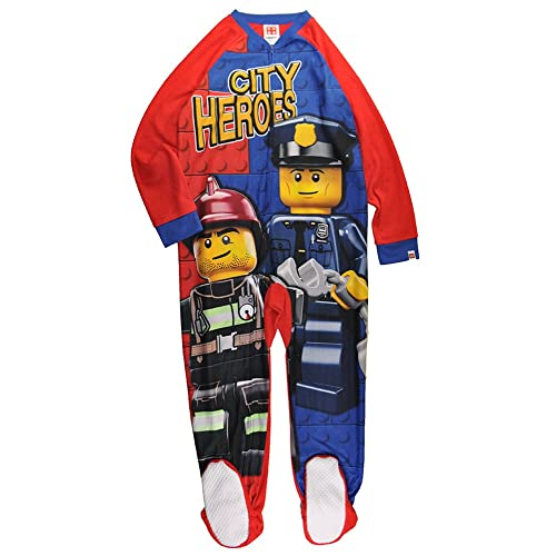 LEGO Boys Big Blanket Sleeper Good Cop