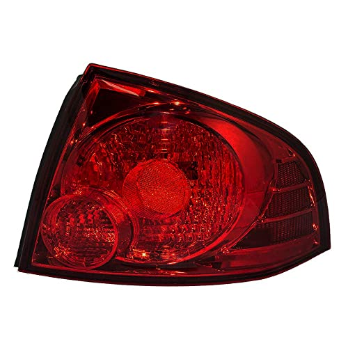 Empi 98-9456-0 Taillight Assembly Replacement for Vw 1973-1979 Type 1 Right Side