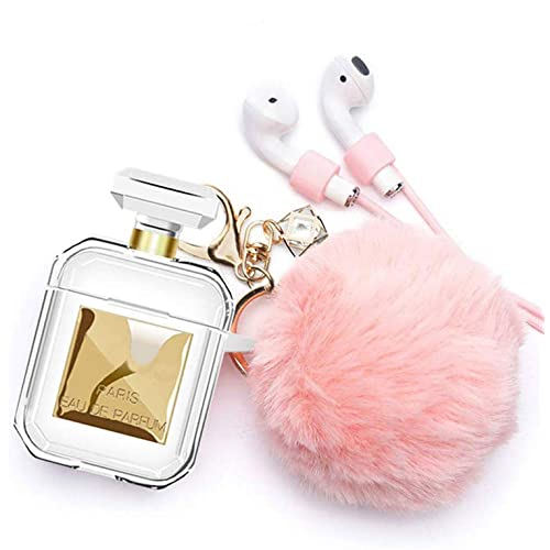 Liangxuer Coco Airpod Case For Airpods 1 2 Cute 3d Funny Fun