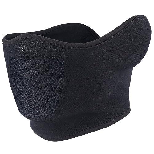 96b97eba3b4 Buy MIFULGOO Balaclava Fleece Hood with Neck Cover Half Face Ski Mask with  Air Hole with Ubuy Qatar. B075P61Q6X