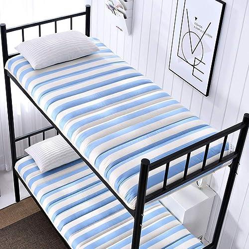 35x79inch LWZY Thicken Floor Futon Mattresses,Foldable Tatami Mattress Ultra Soft Roll Up Dormitory Mattress Twin Size Single Full Size-a 90x200cm