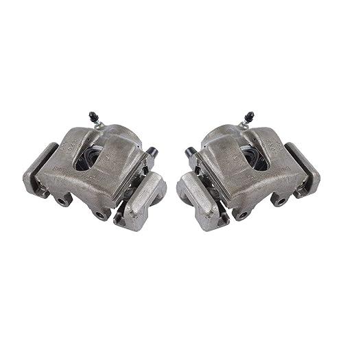 Premium Grade OE Semi-Loaded Caliper Assembly Pair Set CCK03281 REAR 2