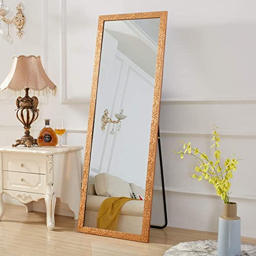 Rose Home Fashion Mosaic Style Frame 65 X22 Full Length Mirror Floor Mirror Standing Mirror Full Body Mirror Large Mirror Floor Length Mirror Wall Mirror Gold Mirror Gold Mosaic Frame Buy Products