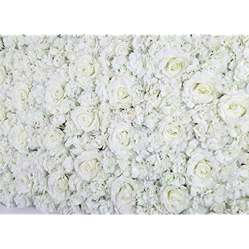 Buy Prophotoconnect 12 Panels Set Huge Size 8x4 Artificial Flower Wall 3d Home Party Decor Wt Online In Qatar B081b9wjz3
