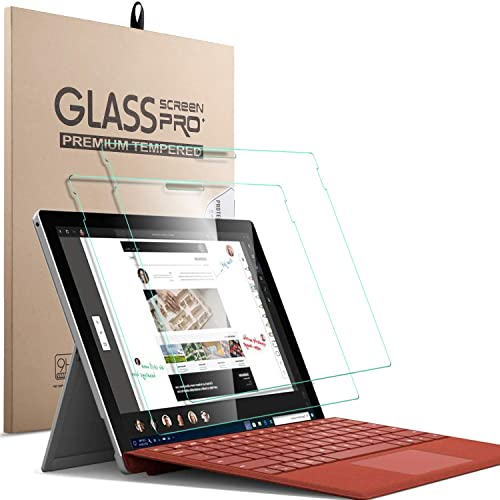 Premium Tempered Glass Film Screen Protector for Microsoft RT Surface Pro 1 /& 2