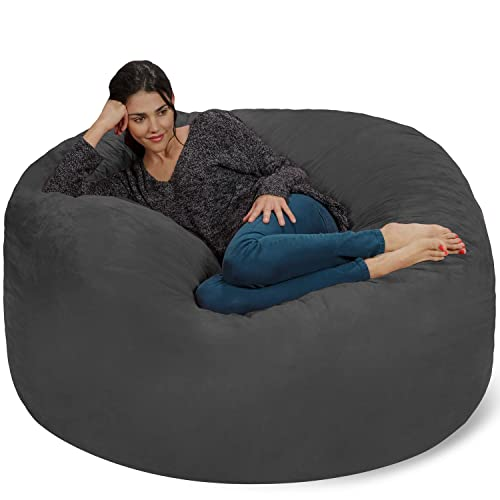 Bean Bag Chair Giant 5 Memory Foam