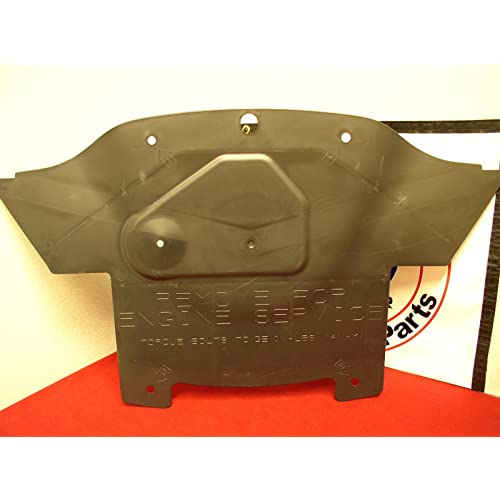 Partomotive For 09-13 Mazda6 Front Engine Splash Shield Under Cover Undercar Left Right SET PAIR
