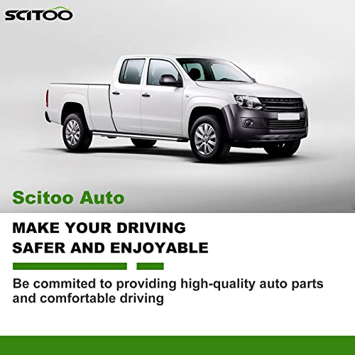Scitoo 2pcs Suspension Kit 2 Front Stabilizer Sway Bar End Links fit 1995-2003 Toyota Tacoma K80596