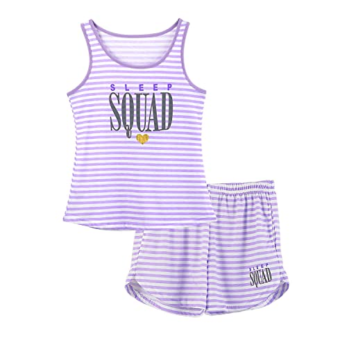 Ladies Pyjama Set Sleeveless /& Shorts  6•8•10•12