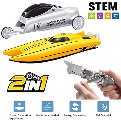 Selieve Toys for 5-8 Year Old Boys Remote Control Car for Kids 2.4Ghz High Speed and 360/° Spinning with One Rechargeable Battery Gifts for 6-12 Year Old Boys or Girls