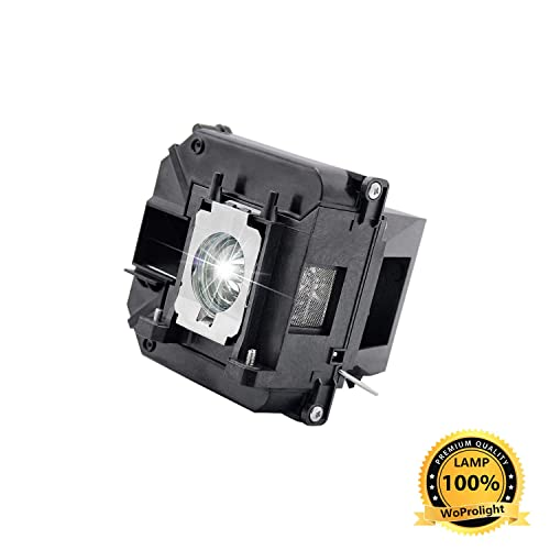 Replacement for Epson V13h010l68 Bare Lamp Only Projector Tv Lamp Bulb by Technical Precision