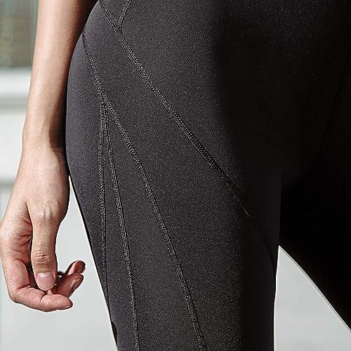 Tummy Control Quick Dry La Nikar Womens Yoga Sports Pants Workout Pants for Women 4 Way Stretch Yoga Leggings