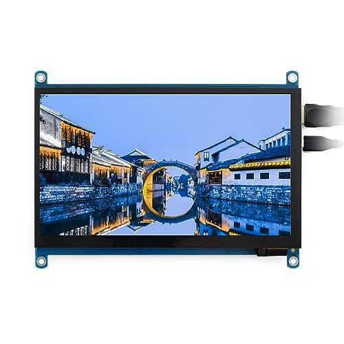 H case ALLPARTZ Waveshare 10.1inch HDMI LCD 1024x600