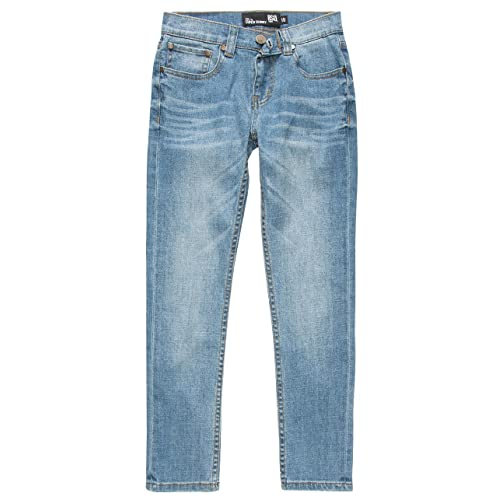 Rsq Tokyo Super Skinny Stretch Boys Jeans 14 Pacific